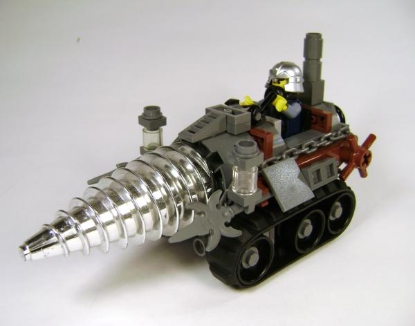 Подборка Lego-конструкций. Часть первая. (Фото 3)
