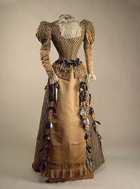 Мода Викторианской эпохи.