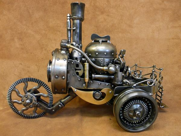 Steam trike (Фото 2)