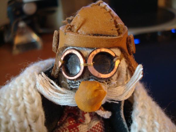 Авиатор или игрушечный стимпанк (Фото 5)
