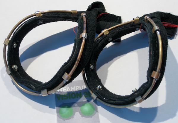 """Очки для конкурса """"STEAMPUNK-VISION 3D"""" часть 2 (обновлено 13.05.2010) (Фото 17)"""