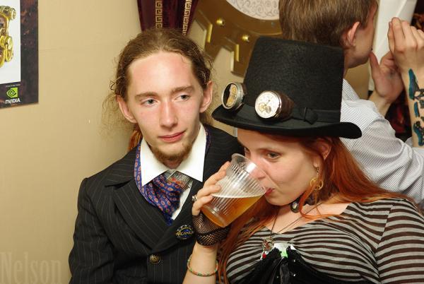 Steampunk Party 15 мая, Полный фотоотчет, часть вторая. (Фото 53)