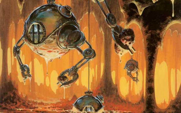 Steampunk во вселенной Magic: the Gathering (Фото 3)