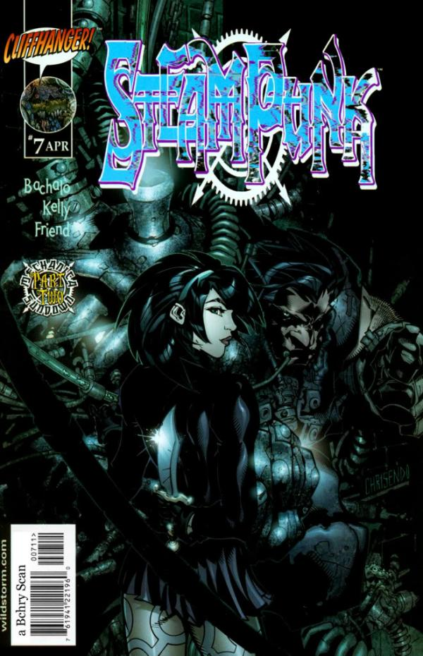 Joe Kelly - Steampunk (comics)