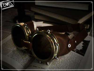 Steampunk Goggles Tutorials