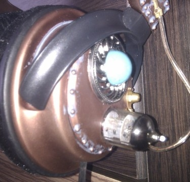 Steampunk headset 3.0