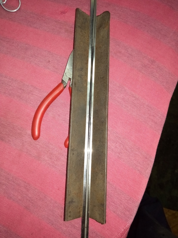 Изготовление трубок из листового металла.