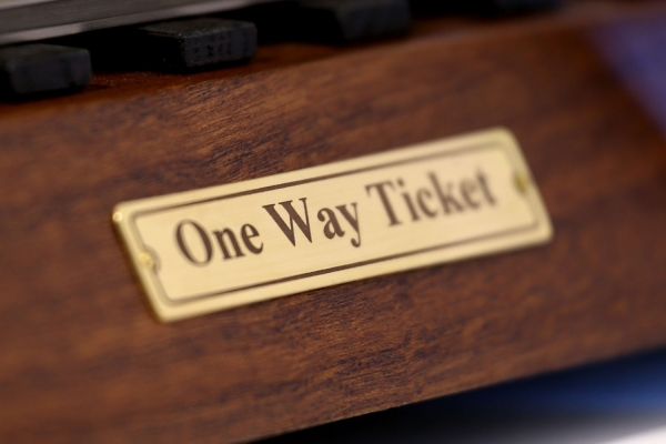 Наливайка One Way Ticket