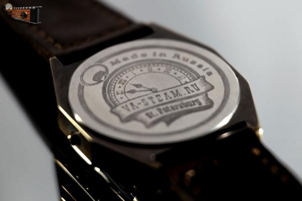 Наручные часы Спираль