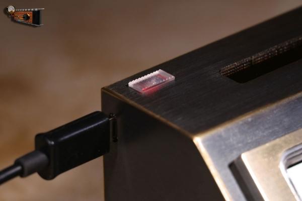 Электромеханическое устройство для подсчёта денег «Баблометр»