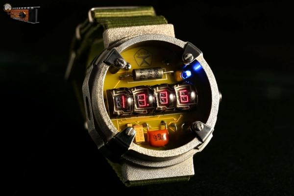 Часы часы Metro: Exodus, версия втиорая. Видеоворклог