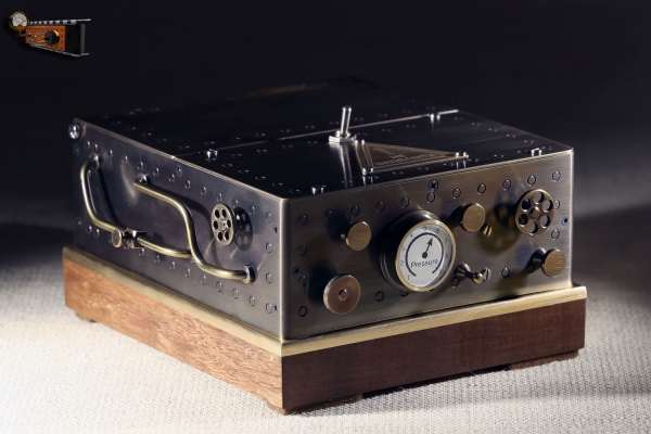 Бесполезная коробка на основе Arduino