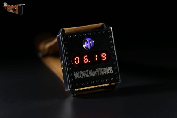 Вот такие WoT часы