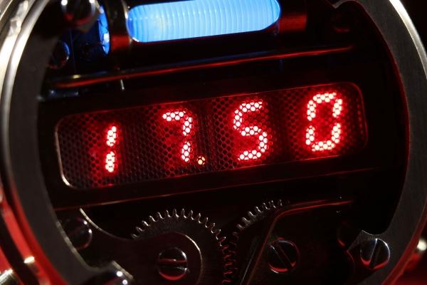 Часы «Метро 2033» в стиле стимпанк