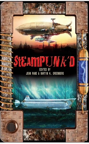 Steampunk'd  Book