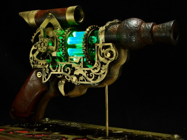 Clockwork Vapourizer (by Nick Robatto) (Фото 3)