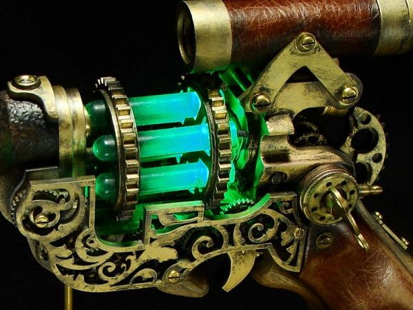 Clockwork Vapourizer (by Nick Robatto) (Фото 4)