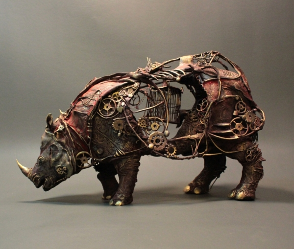 Mechanical Rhinoceros