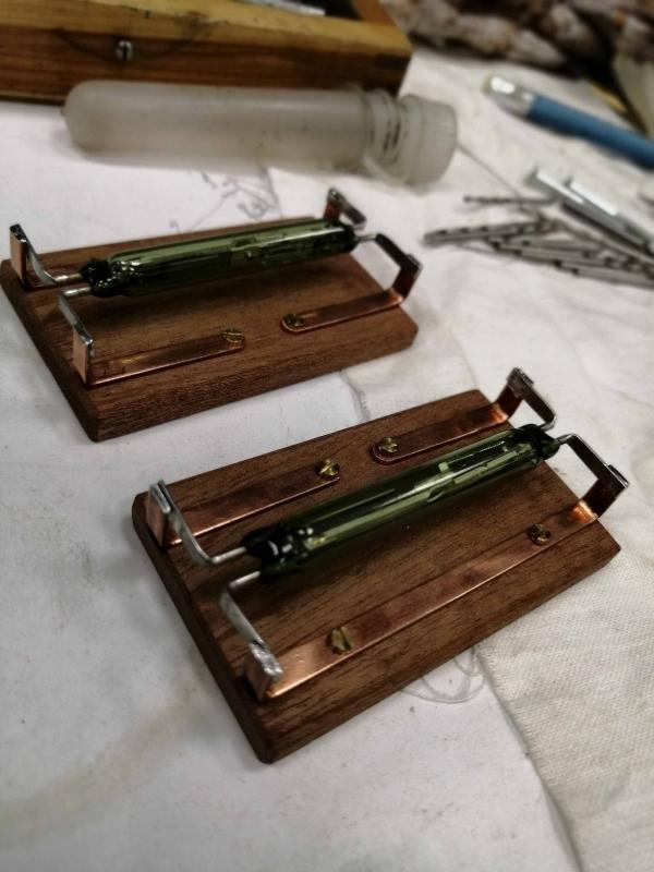 Изготавливаю концевые выключатели, из герконов.