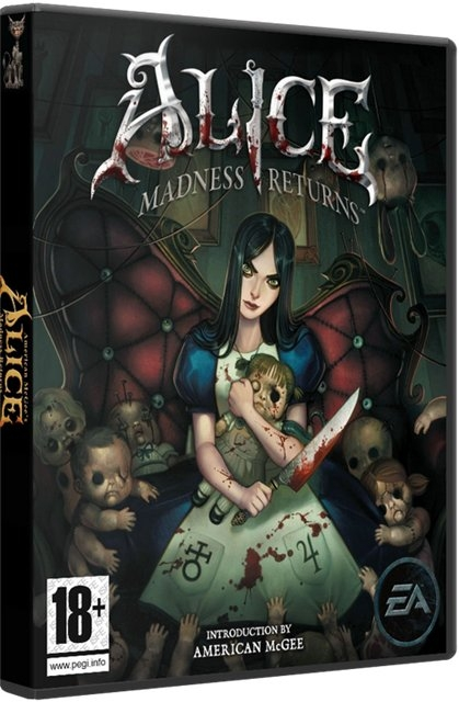 Alice: Madness Returns. Дождались!