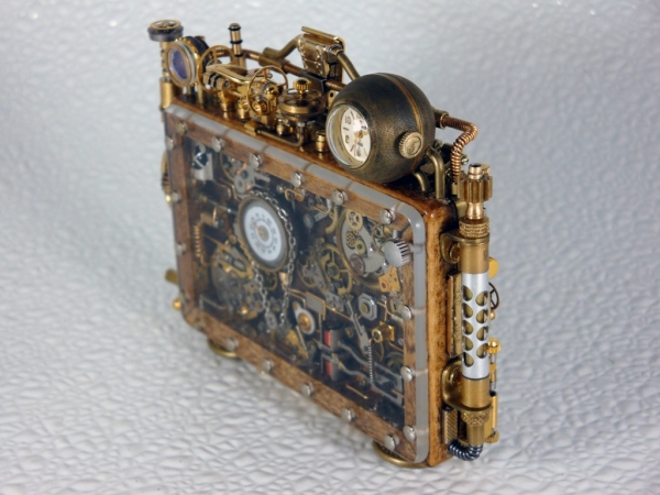 Steampunk или clockpunk Portable Time Machine 3 (Фото 5)