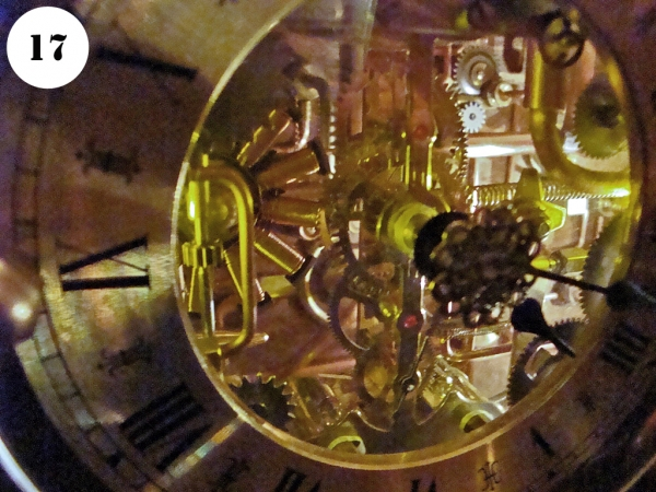 Steampunk Clock. Финиш (Фото 17)