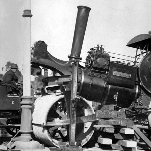 Старинные машины, механизмы, приспособы и т.п. 5
