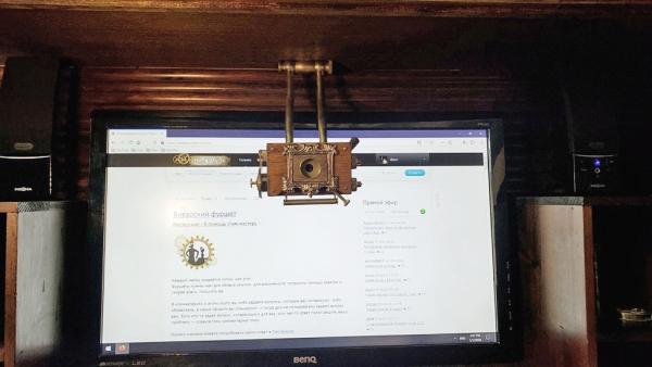 Моддинг веб камеры.