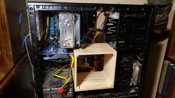 Моддинг компьютера.