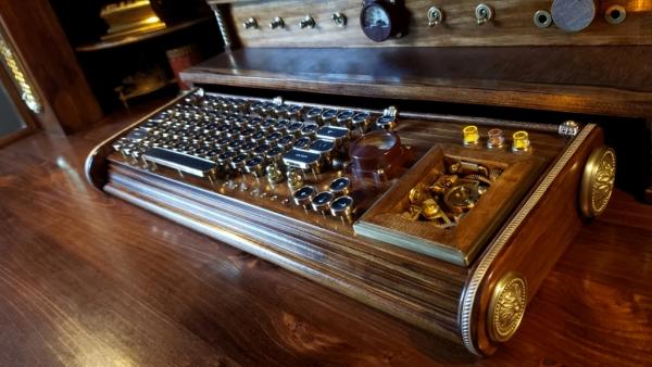 Моддинг клавиатуры.