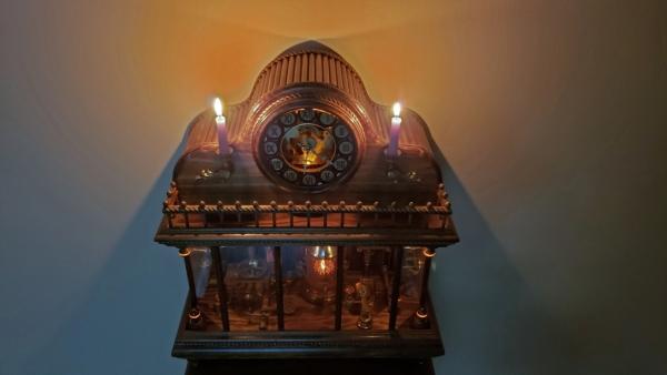 Steampunk Clock 4.