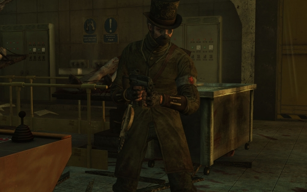 Killing Floor: Steampunk Character Pack (Фото 9)