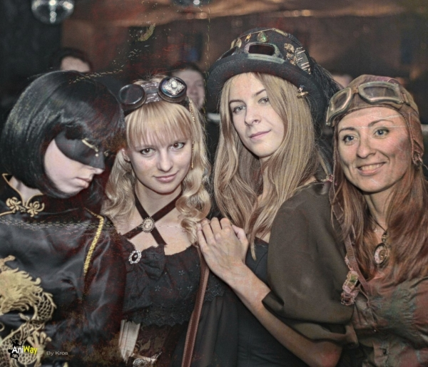 Москва. Steampunk Party 5.0 (Фото 14)