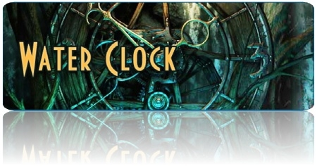 Water Clock 3D Screensaver