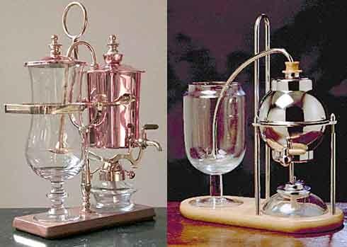 Кое-что из истории кофейного аппарата: Кофеварка Нейпера (Фото 14)