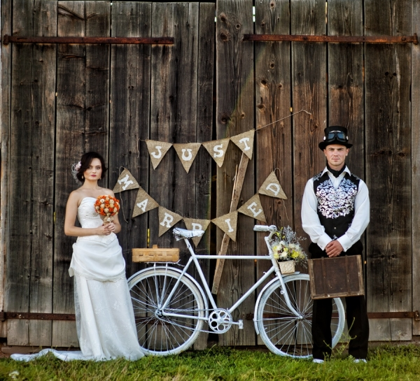 Steampunk Wedding (Фото 9)