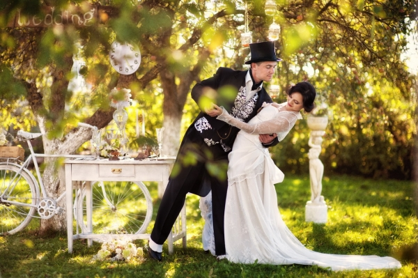 Steampunk Wedding (Фото 8)