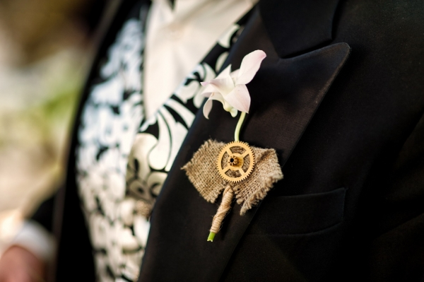 Steampunk Wedding (Фото 4)