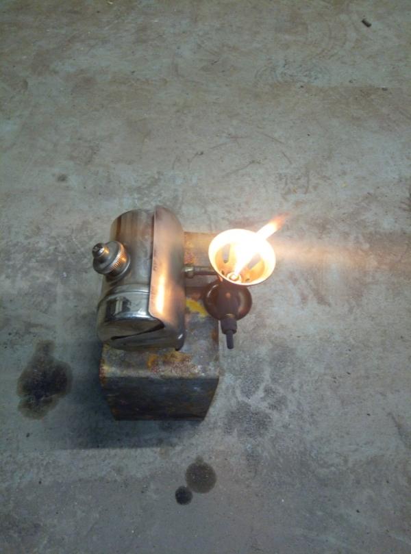Керосиновая горелка