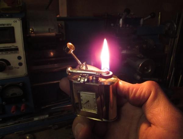 Зажигалка №169.