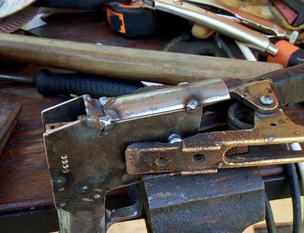 Сварка&болгарка. Зажигалка-пистолет (много фото).