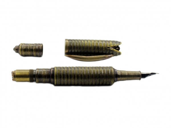 Ручки в стиле стимпанк.