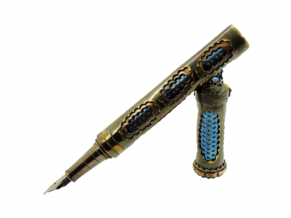 Стимпанк ручки часть 2