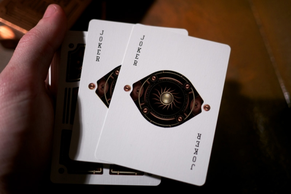 Steampunk Playing Cards (Фото 5)
