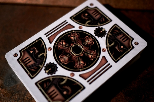 Steampunk Playing Cards (Фото 4)