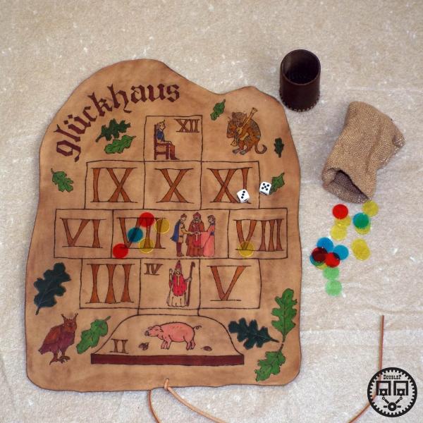 Настольная игра Glückhaus