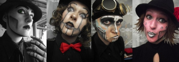 Idea: Steam Powered Giraffe