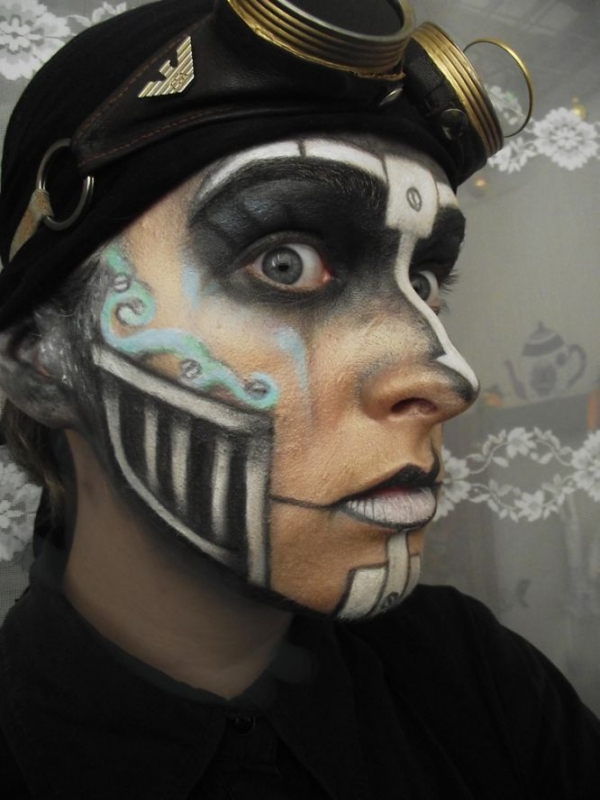 Idea: Steam Powered Giraffe (Фото 14)