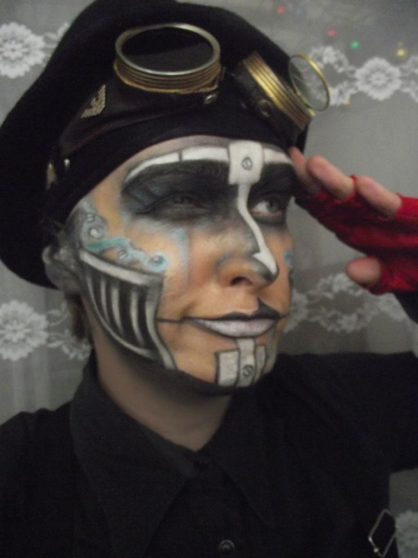 Idea: Steam Powered Giraffe (Фото 17)