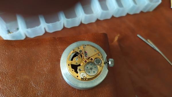 Мастер класс. Часы. (часть №1)